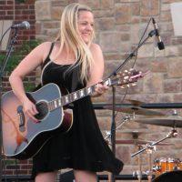 Barbara Nesbitt performs at Corte Madera Community Foundation Summer Concerts