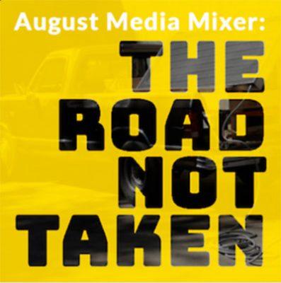 FREE Media Mixer at the Community Media Center of Marin