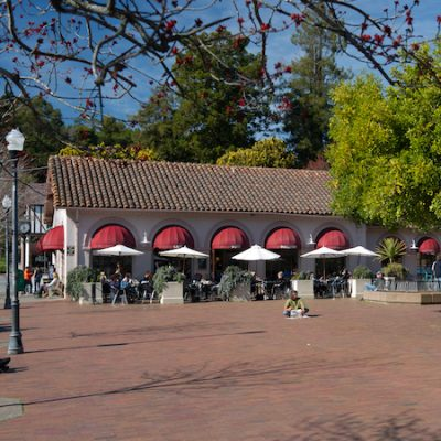 Mill Valley Depot Plaza