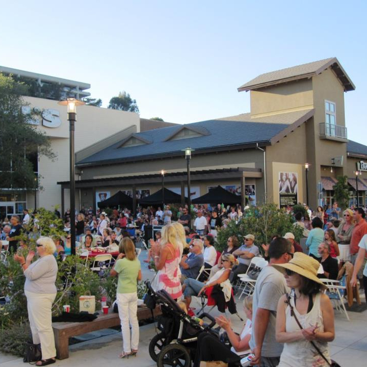 Music Under The Oak presented by Northgate Mall | MarinArts org