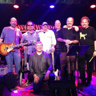 Bubba's Taxi: Corte Madera Community Foundation Summer Concert