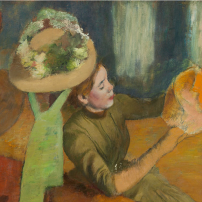 Degas, Impressionism, and the Paris Millinery Trad...
