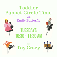 Puppet Circle Time