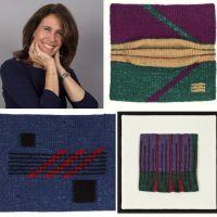 Small Works, Tapestries by Sue Weil