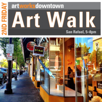 2nd Friday Art Walk: March 9