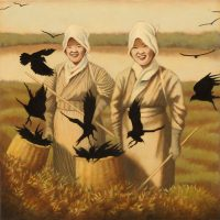 Dana Dekalb: New Work paintings
