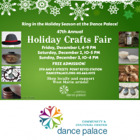 47th Annual Holiday Crafts Fair