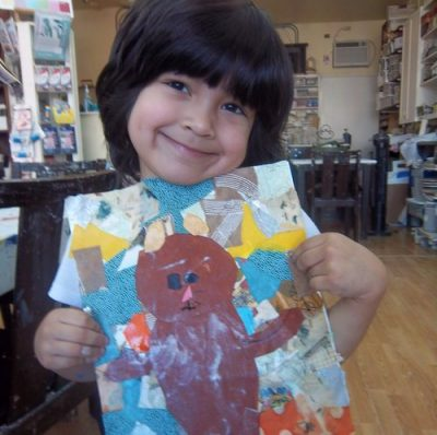 Mixed Media Art Class @ Mill Valley Rec. - ages 3 to 5