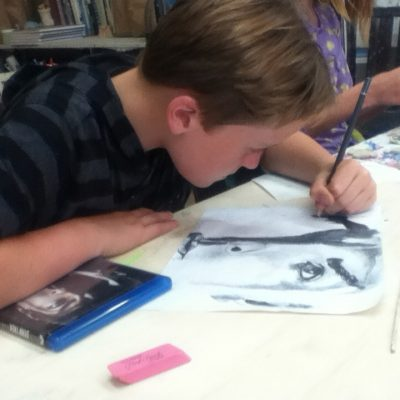 Drawing + Illustration - ages 8 to 14 - private class