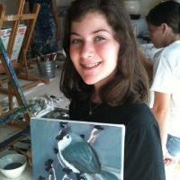 Portfolio + Teens - preteen to 15 - private class