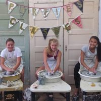 Clay, Ceramics + Pottery - ages 9 to 14 - Private ...