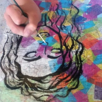 Homeschool Art Class - ages 7 to 14