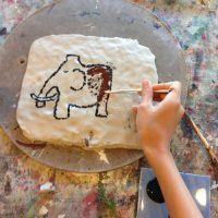 Art + History Session - ages 7 to 10