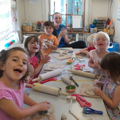 Art School 4 Mini's - Ages 3-5