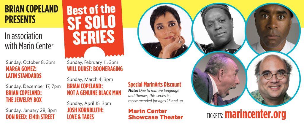 Marin Center Solo Series