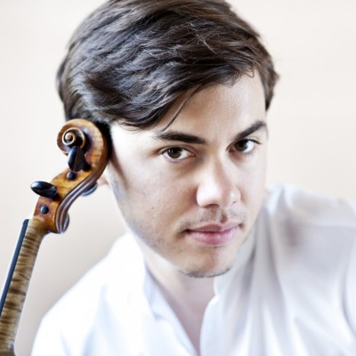 New Century Chamber Orchestra with Benjamin Beilma...