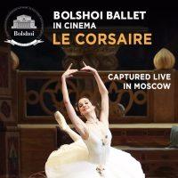 Bolshoi Ballet in Cinema: LE CORSAIRE