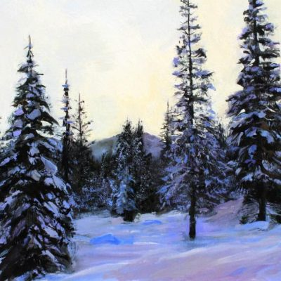 Snowscapes: The Art of John Bucklin