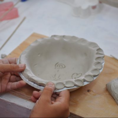 Clay, Ceramics & Pottery @ Mill Valley Rec. - ages 3 to 5