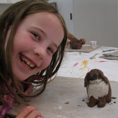 Clay, Ceramics & Pottery @ Mill Valley Rec. ages 4 to 6