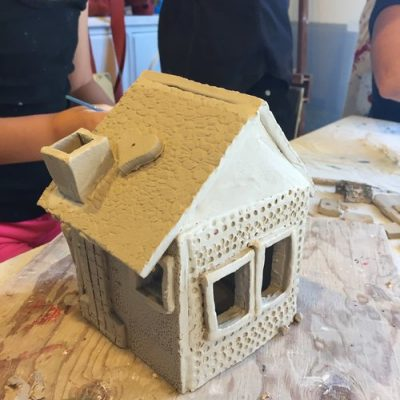 Clay, Ceramics & Pottery @ Mill Valley Rec. ages 5-12