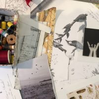 Collage & Photography Workshop with Mary Daniel Hobson