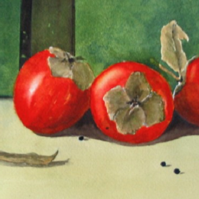Food for Thought - Marin County Watercolor Society