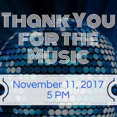 Mountain Play Annual Gala: Thank You for the Music...