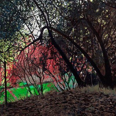 June Yokell - oil paintings