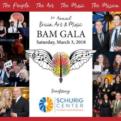 Brain, Art & Music Gala