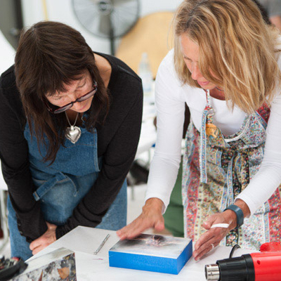 Encaustics Workshop: Beyond the Basics