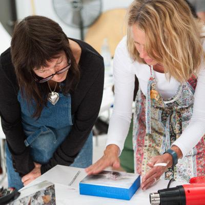 Encaustics Workshop: Beyond the Basics