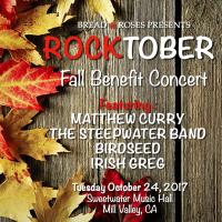 Bread & Roses ROCKTOBER Fall Benefit Concert