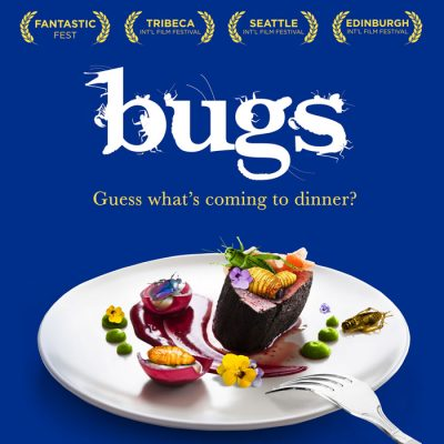 Bugs - with Filmmaker Andreas Johnsen