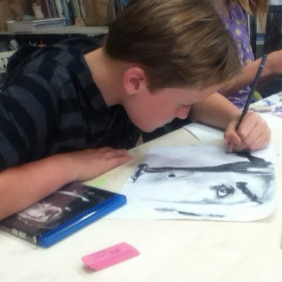 Drawing + Illustration - ages 8 to 14 - semi-private class