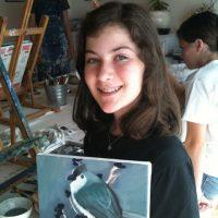 Teen Painting + Drawing Art Class