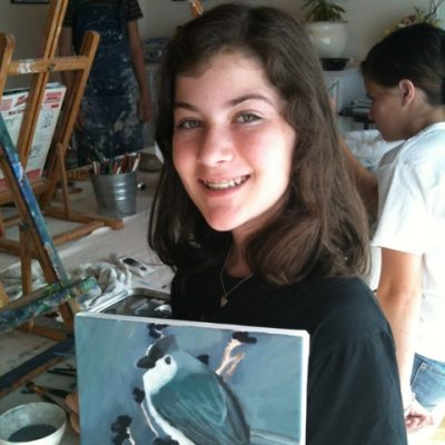 Teen Painting + Drawing Art Class