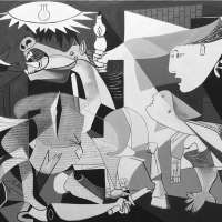 Inside Guernica - Then and Now