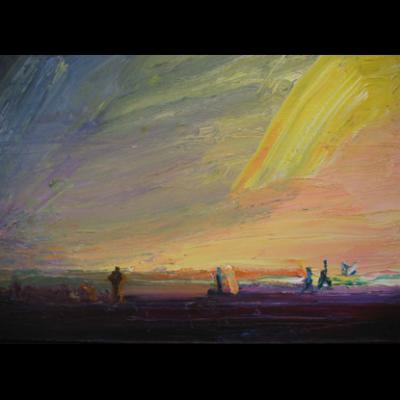 Paintings of the California Coast - Judy Molyneux