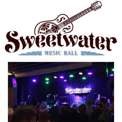 June at Sweetwater Music Hall