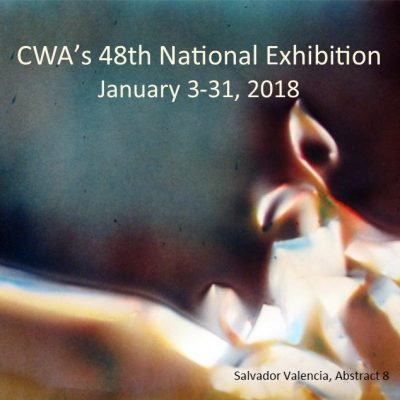 California Watercolor Association - National Exhibition