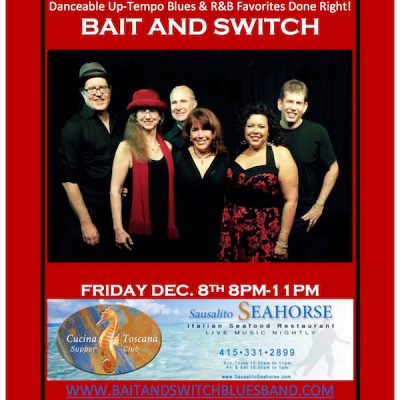 Bait & Switch Blues Band with Carrie Souza