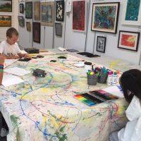 Local Art World Explorers 2!