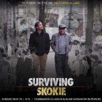 Surviving Skokie with Filmmakers Eli Adler & Blair Gershkow