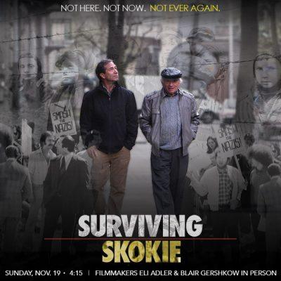 Surviving Skokie with Filmmakers Eli Adler & Blair Gershkow