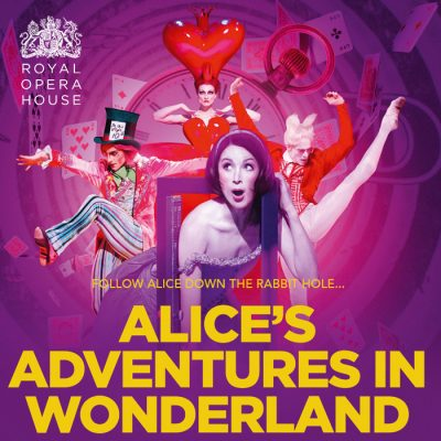 The Royal Ballet presents Alice's Adventures in Wo...