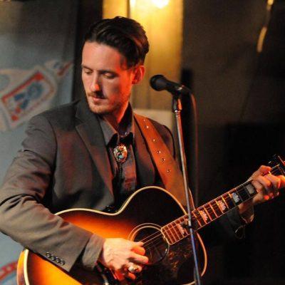 Ben de la Cour, Nashville singer-songwriter