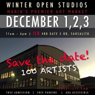 ICB Winter Open Studios