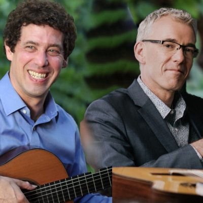 Guest Concert Series: Teicholz-Partington Guitar Duo