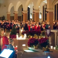 Holiday Choral Concerts by Candlelight
